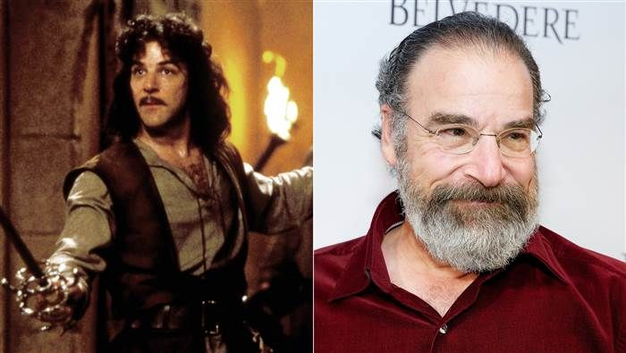 Princess Bride' actors still magical 27 years later: See them then ...