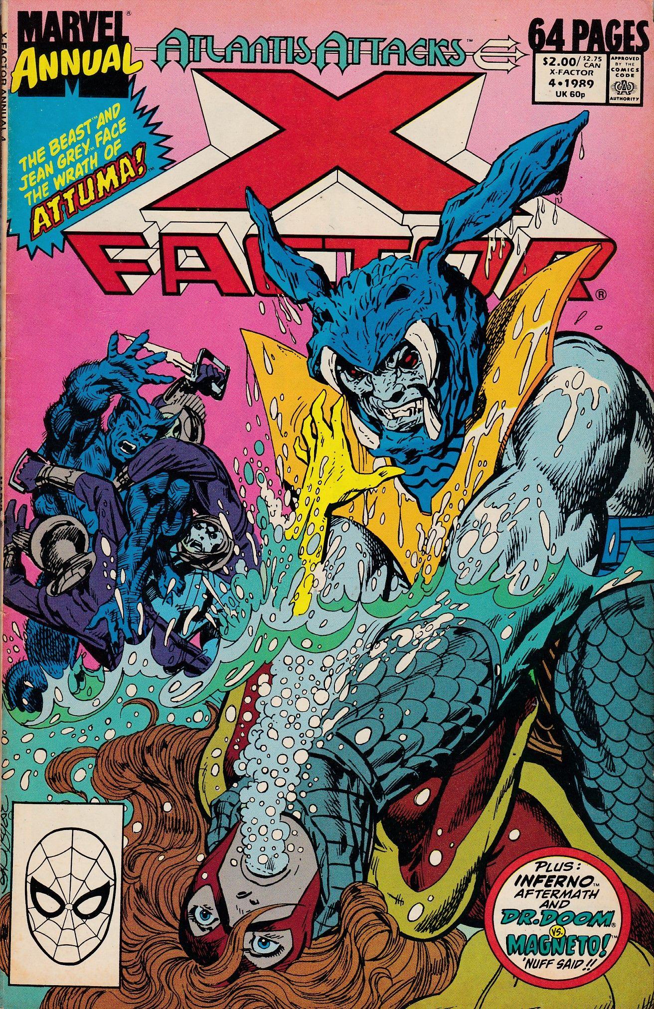 X Factor Annual 4 Marvel Comics Spiderman Comic Books Marvel Comic Books Comics Artwork