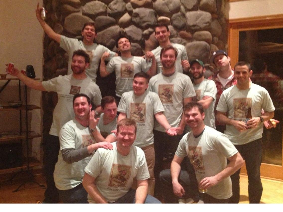 how to throw a bachelor party for the ages | 18. bachelor party