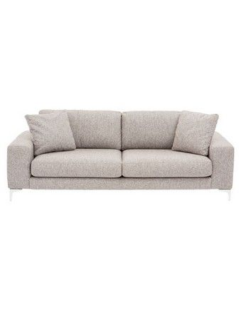 Vue Abbey 3 Seater Sofa Myer