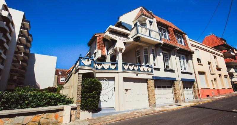 Vente prestigieuse villa 203 m\sup2; superbe vue mer le touquet