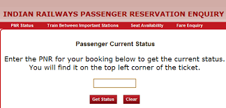 Check Your Pnr Status By Follow Some Simple Steps Provide By Us Pnr Is Saved On Irctc Official Website Database As Records Of The Reservation Train Pnr Status