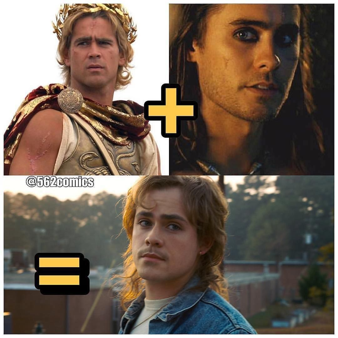 From The Get Go I Thought Billy Looked Like Zac Efron S Mullet