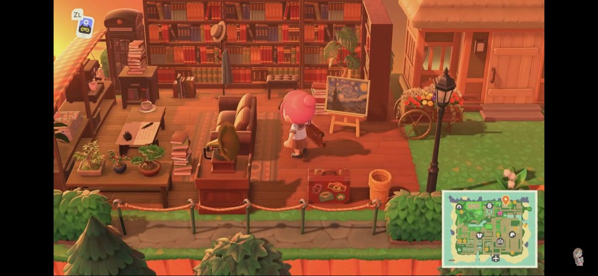15+ Calm painting animal crossing images