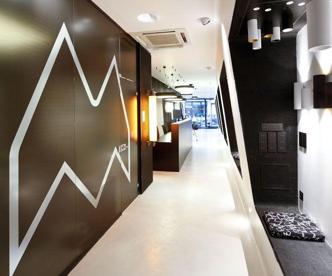 Showroom Modular Lighting France | Showroom | Pinterest