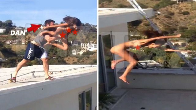 Dan Bilzerian Throws Porn Star Off Roof Randoms