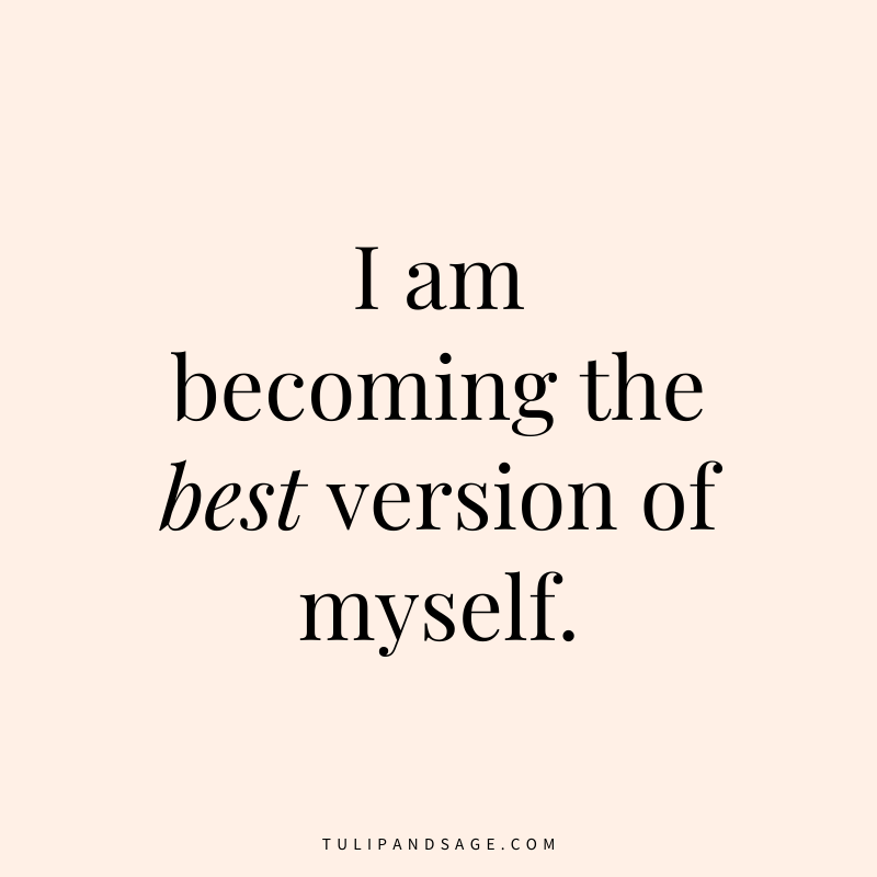 Be the BEST version of yourself! 😉