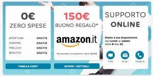 Hello Bank Apri Un Conto Corrente E Ricevi Buono Amazon 150 Promozione