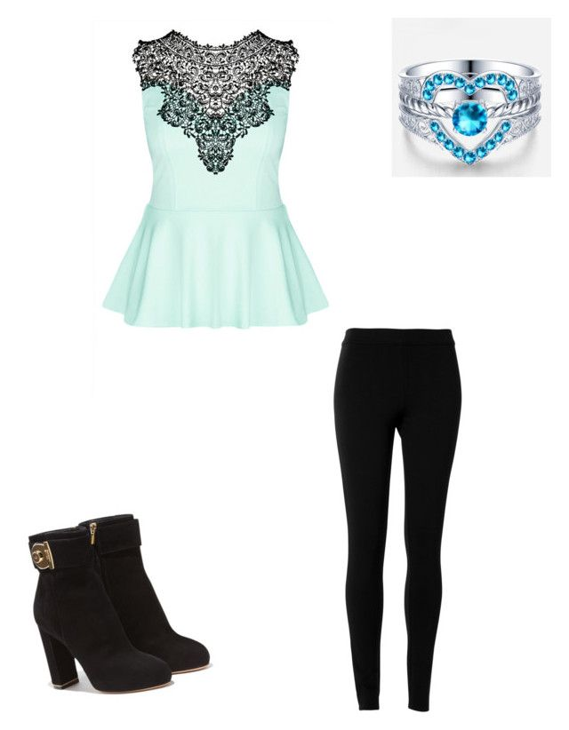 """""""Untitled #9"""" by sjohnson4-1 ❤ liked on Polyvore featuring City Chic, Max Studio and Salvatore Ferragamo"""