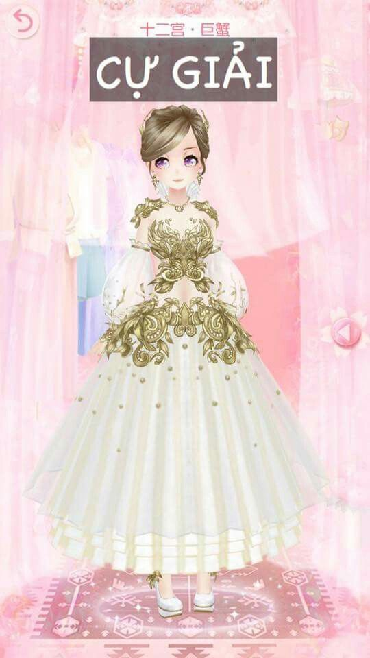Game Học viện thời trang Alice - Cự Giải