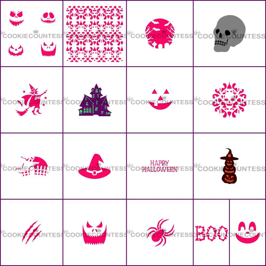 Halloween 2016 New Designs Bundle