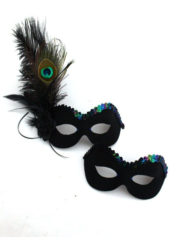 d7f9da0d1 Sexy Lace Black Cat Eye Masquerade Halloween Mask in 2019