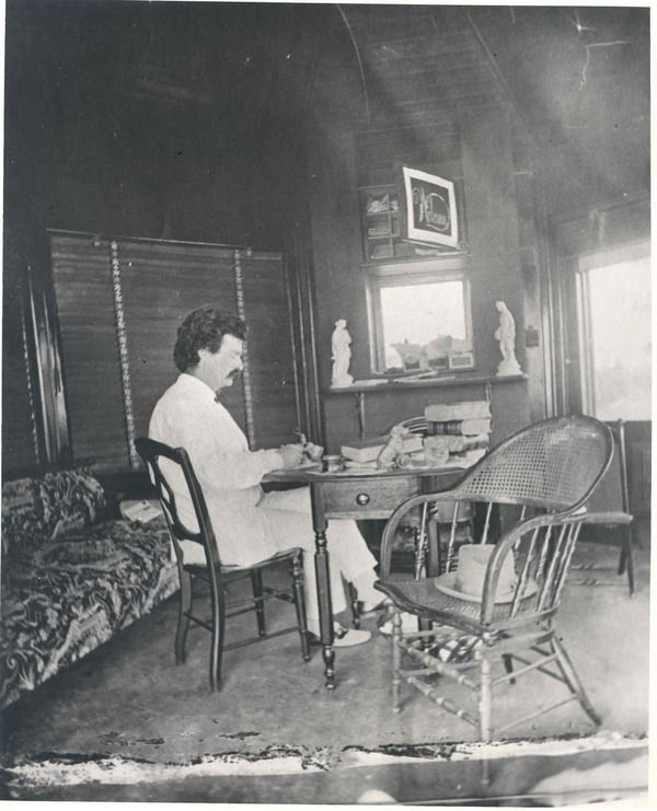 Famous Author Desk Writing Desks Writers At Work Photos Of