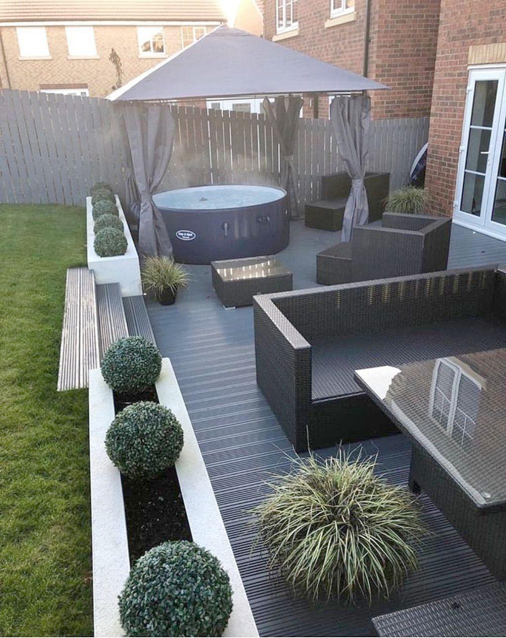 Landscape Design For Sloped Backyard despite Landscape ...