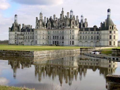 Chambord and other Loira Castles