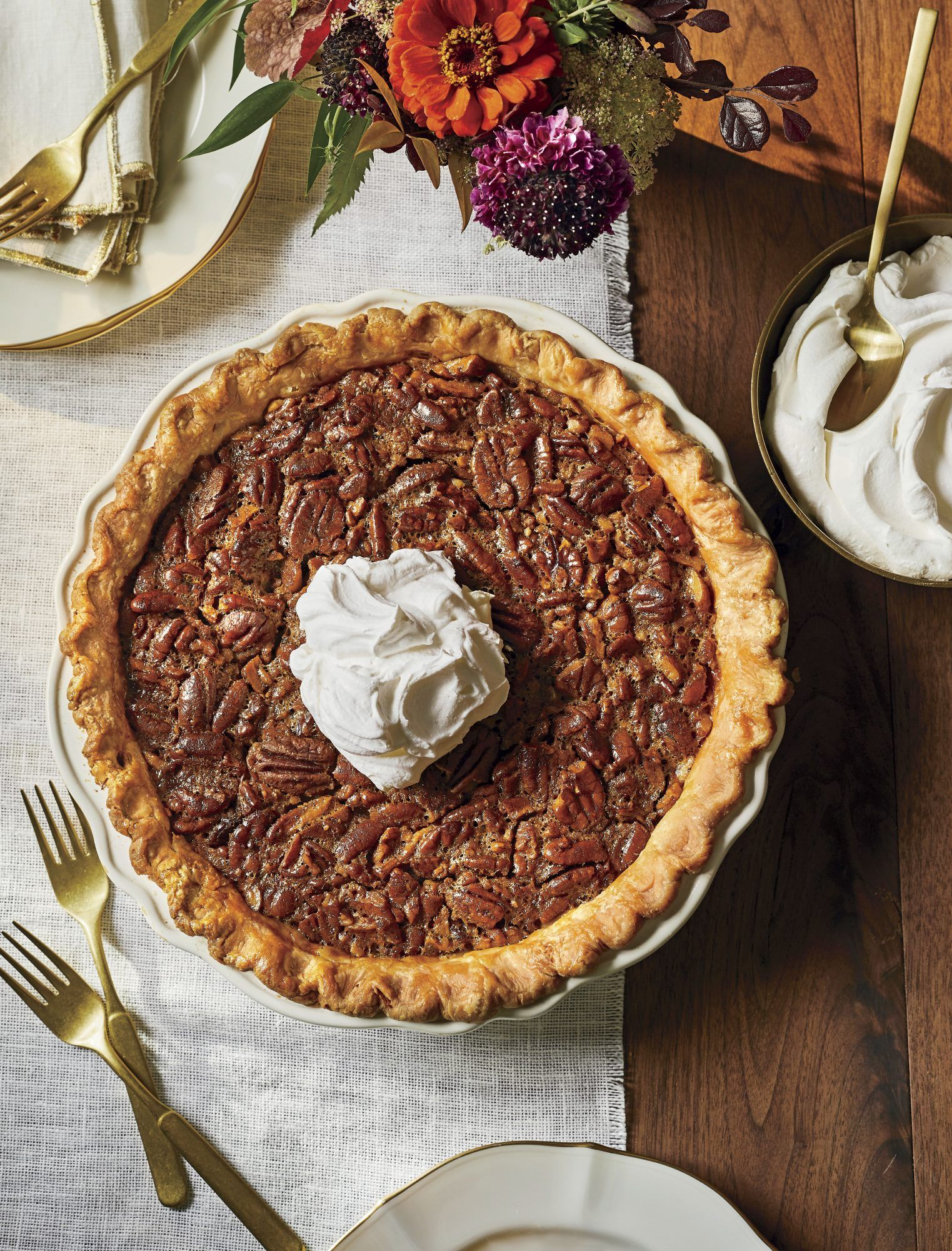 Vintage Thanksgiving Recipes To Make This Year Best Pecan Pie Recipe Pecan Recipes Pecan Pie Recipe