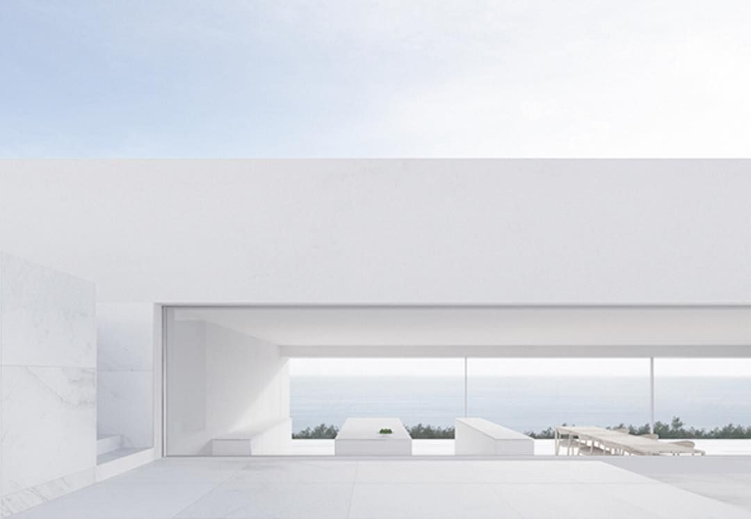 In Spain - Zarid House by @fransilvestrearquitectos. #architecture #design