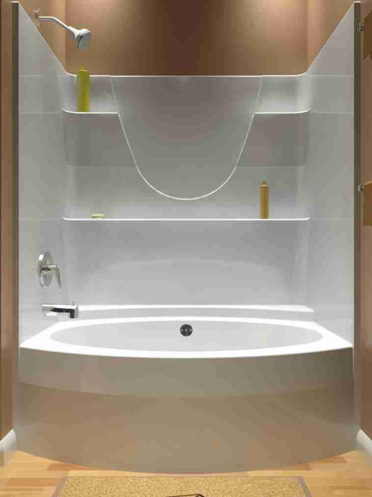 New post Trending-one piece shower with bathtub-Visit-entermp3.info ...