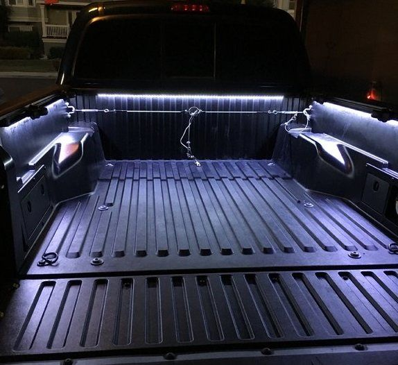FS: Waterproof Under Bed Rail LED Lights