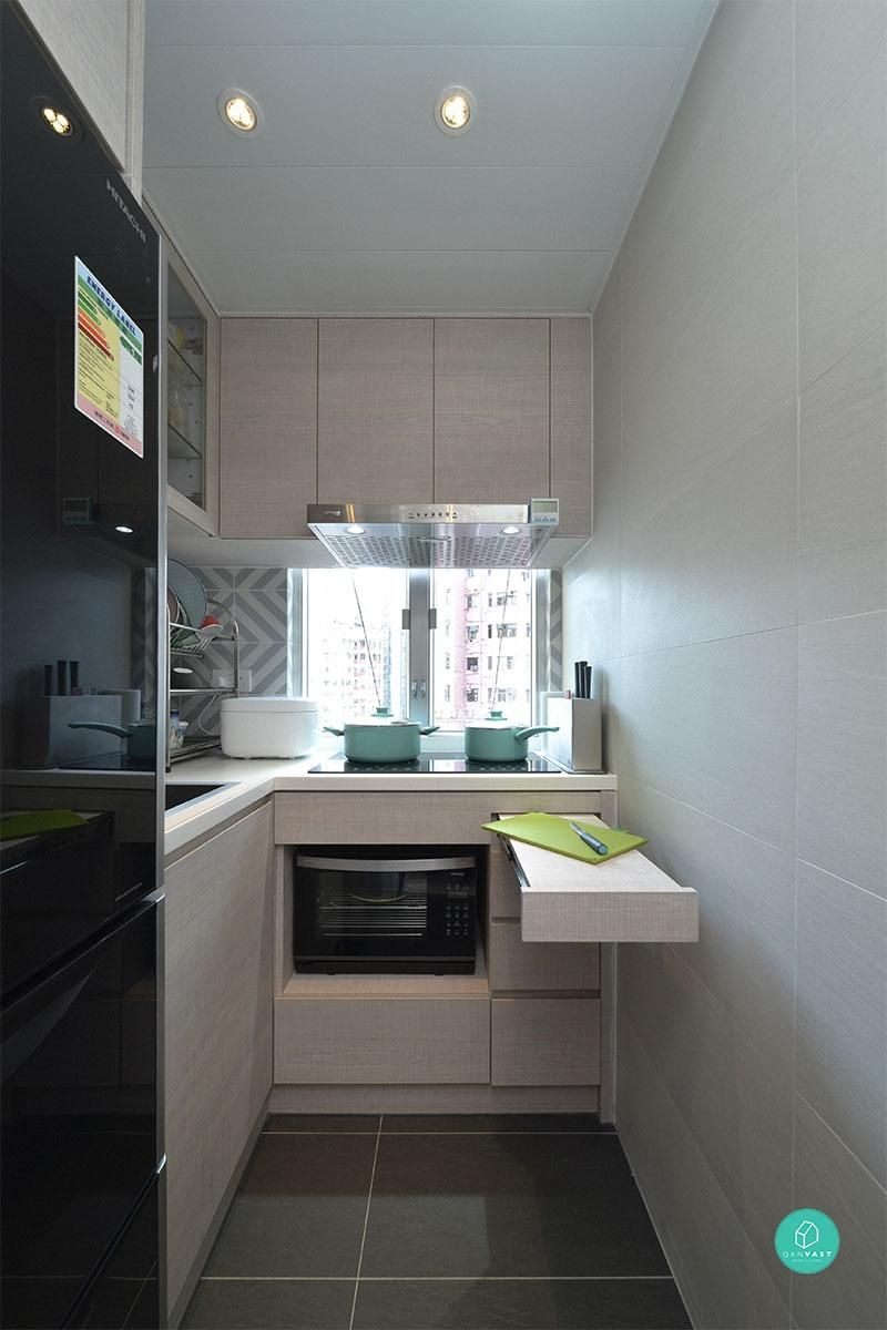 These MicroFlats (Under 500 sqft) Are Small Space Goals