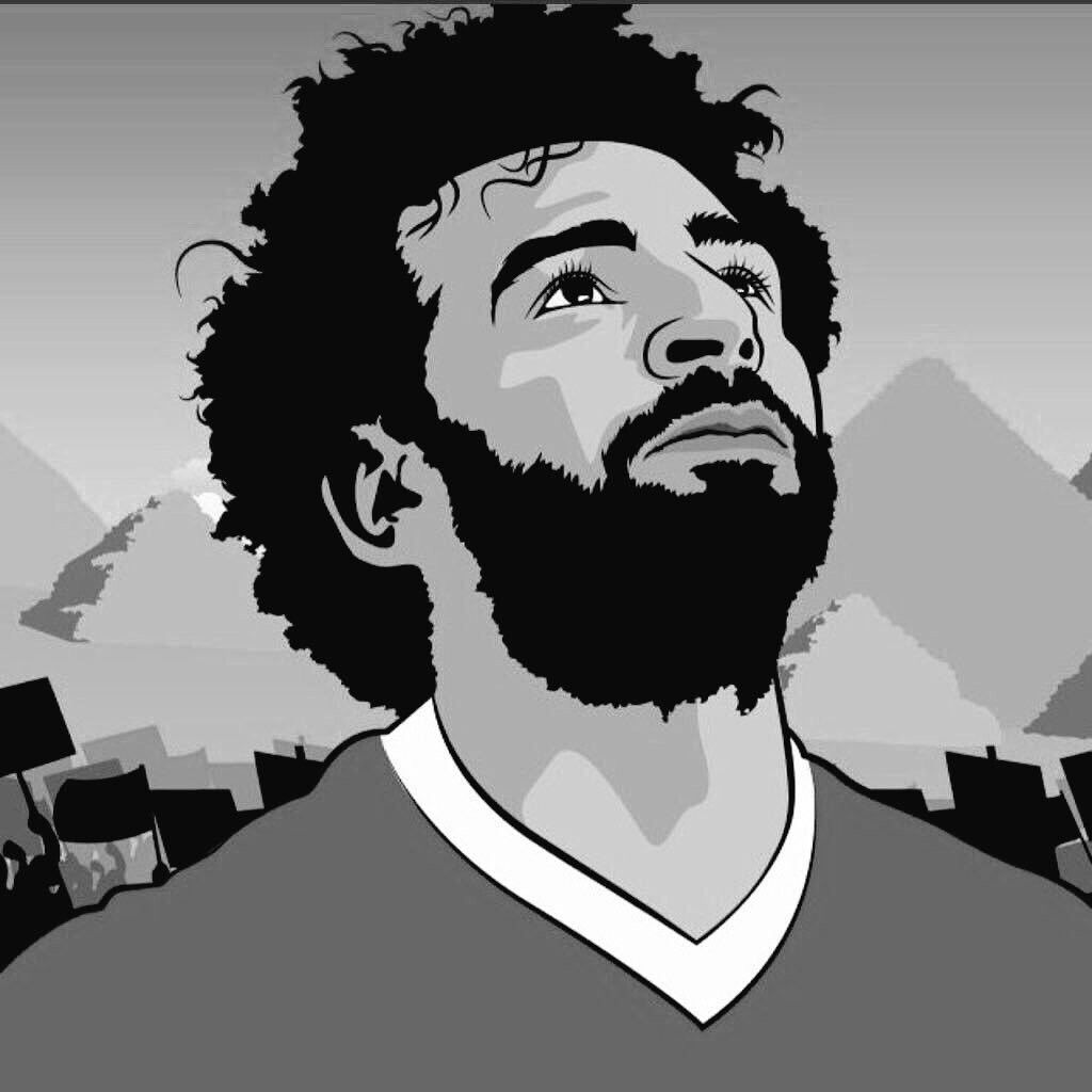 Pin Mohssen Abed Liverpool Mohamed Salah Football