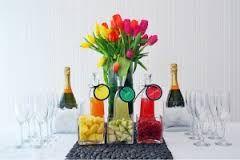 pretty high tea fundraiser mini themed wedding champagne drinsk station mimosa http://www.partyfoodmelbourne.com #partyfoodmelbourne @Party Food Melbourne