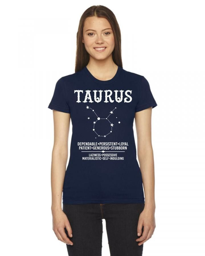 Taurus Zodiac Sign Women's Tee