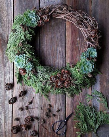 Best Holiday Wreaths