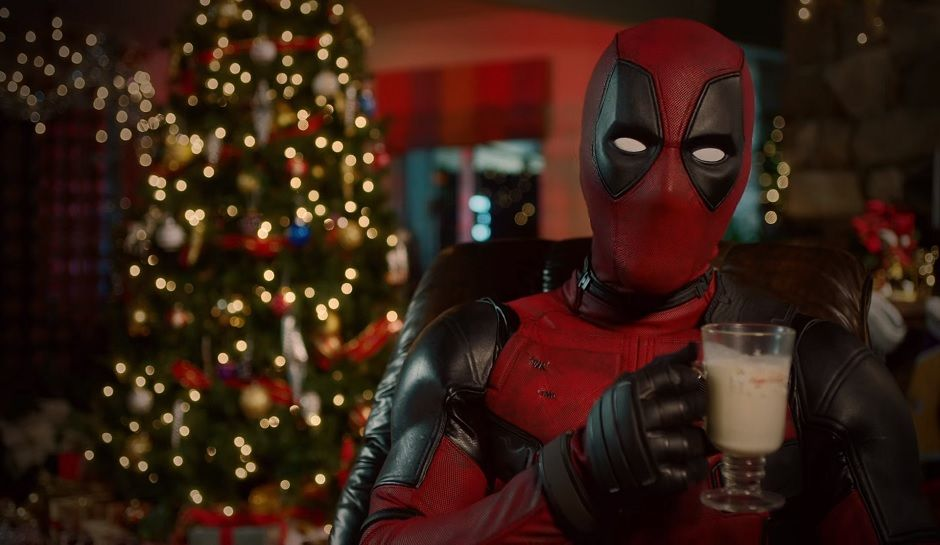 new deadpool trailer releases christmas day - Christmas Day Movie Releases