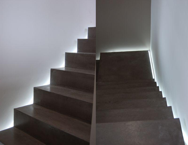 treppe mit schattenfuge | treppen | pinterest | treppe,