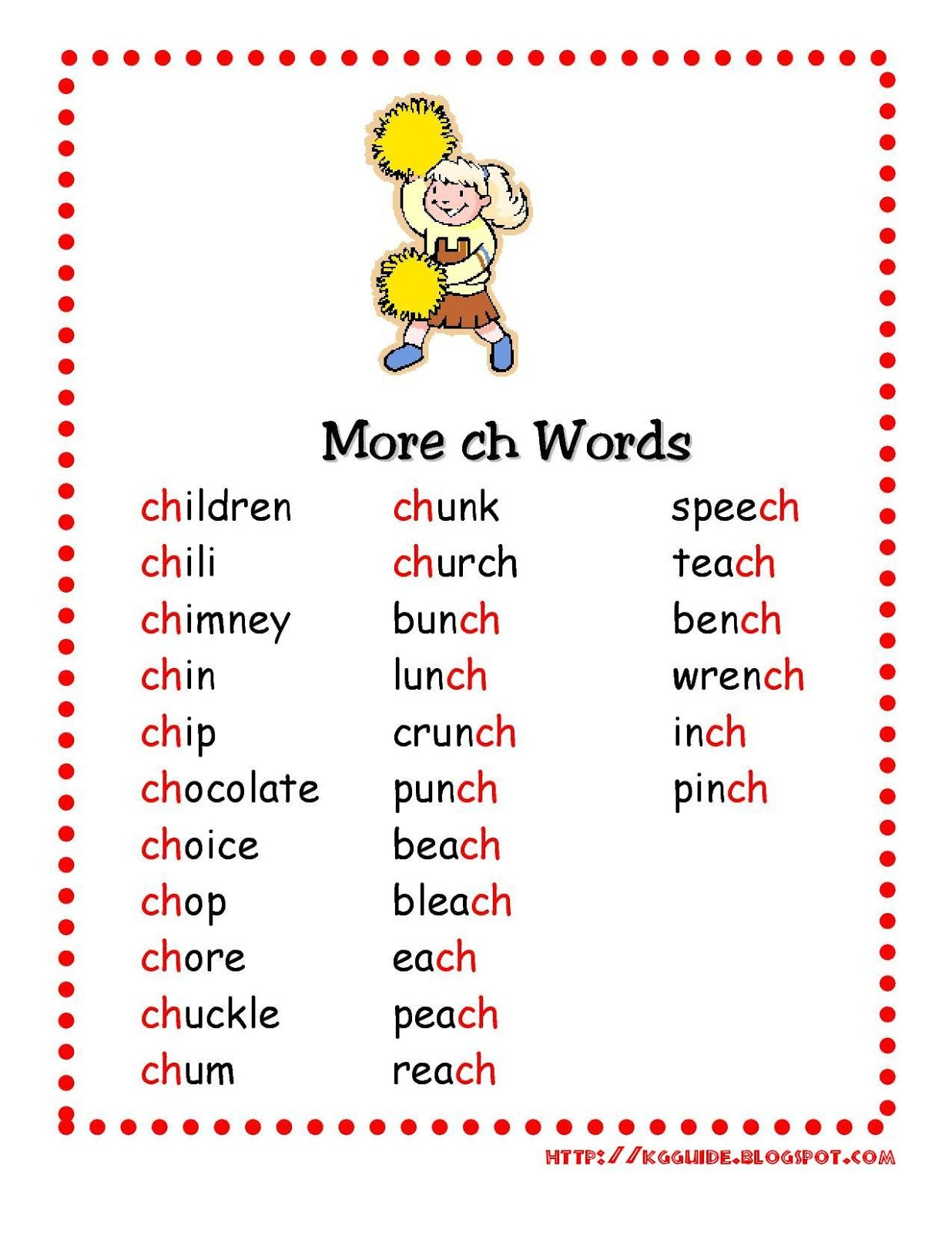 And Worksheets On Ch Sh Th Blends Digraphs Trigraphs Other