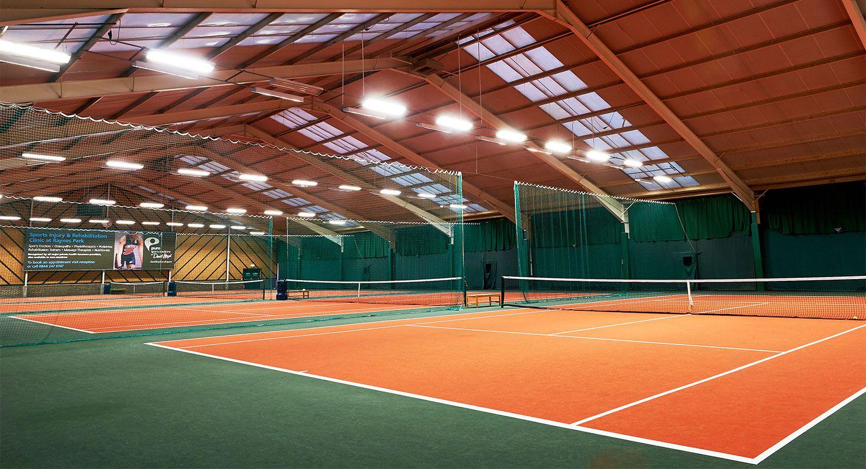 наливное покрытие теннис