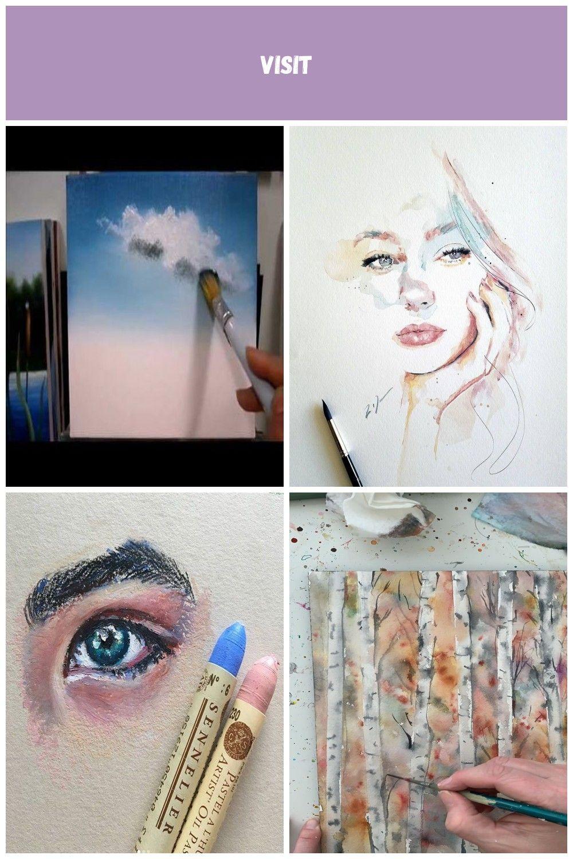 Yagli Boya Resimde Bulut Nasil Yapilir Bulut Resmi Cizimi Youtube Techniques De Peinture Elementary Schools Elementary