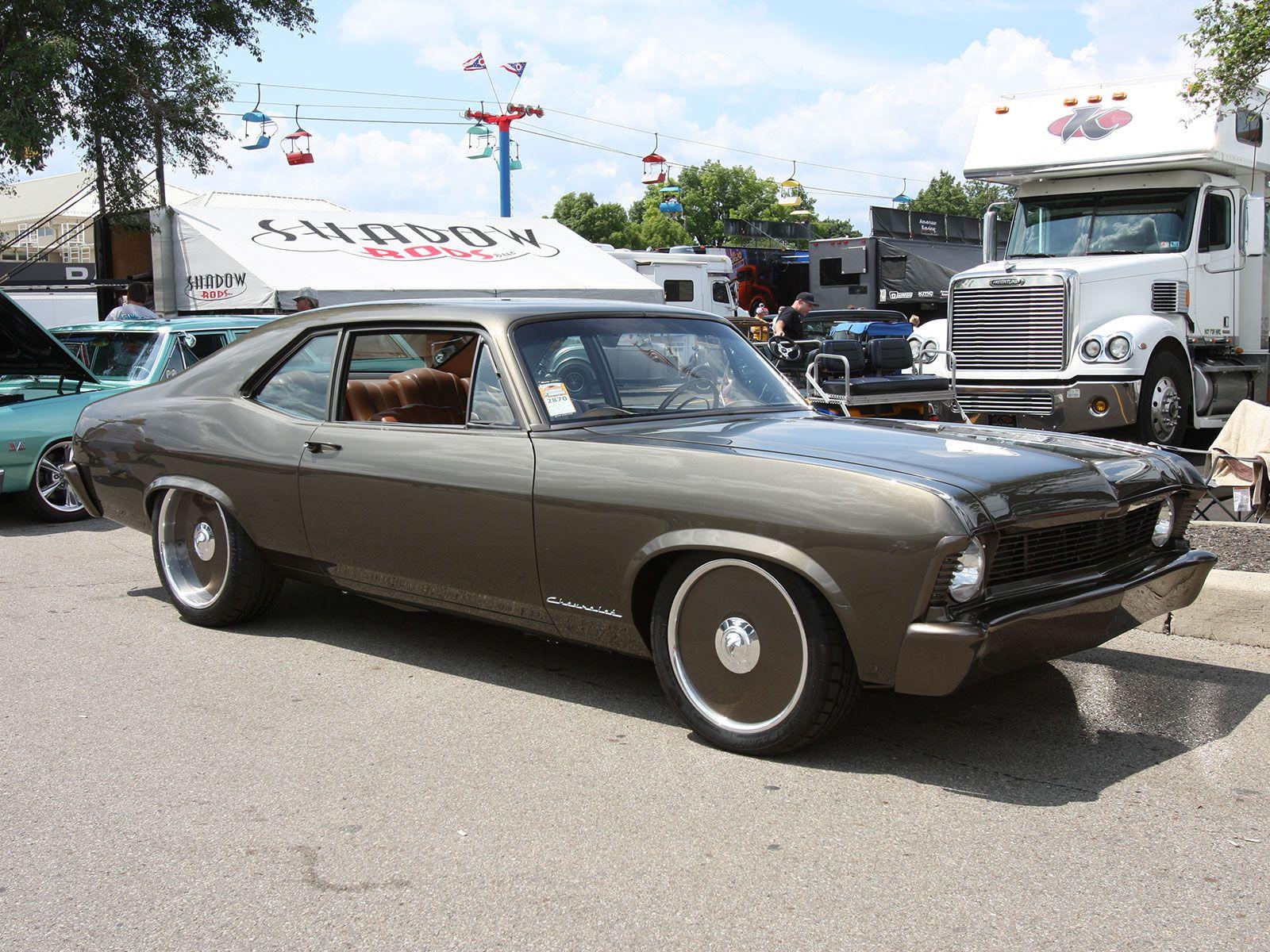 1969 Nova Chevy Nova Chevy Sports Cars Chevy Nova Custom