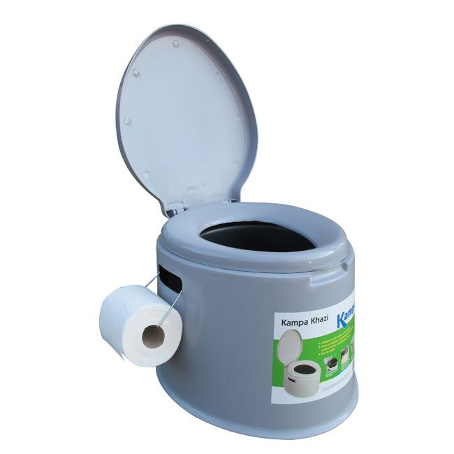 Kampa Khazi Camping Toilet From Taunton Leisure Ltd