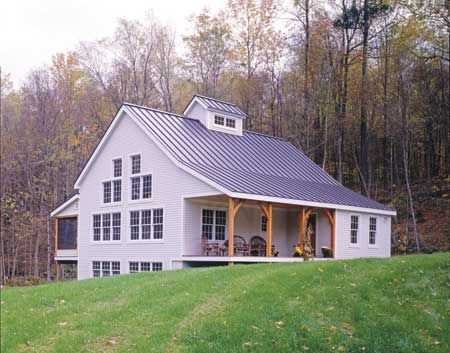 timber frame house plan of davis frame company elevationlove this