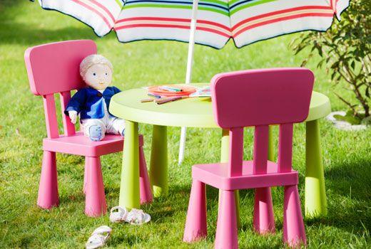 Ikea Kinderstuhl Mammut ikea kindermöbel wie mammut kindertisch hellgrün drinnen draußen