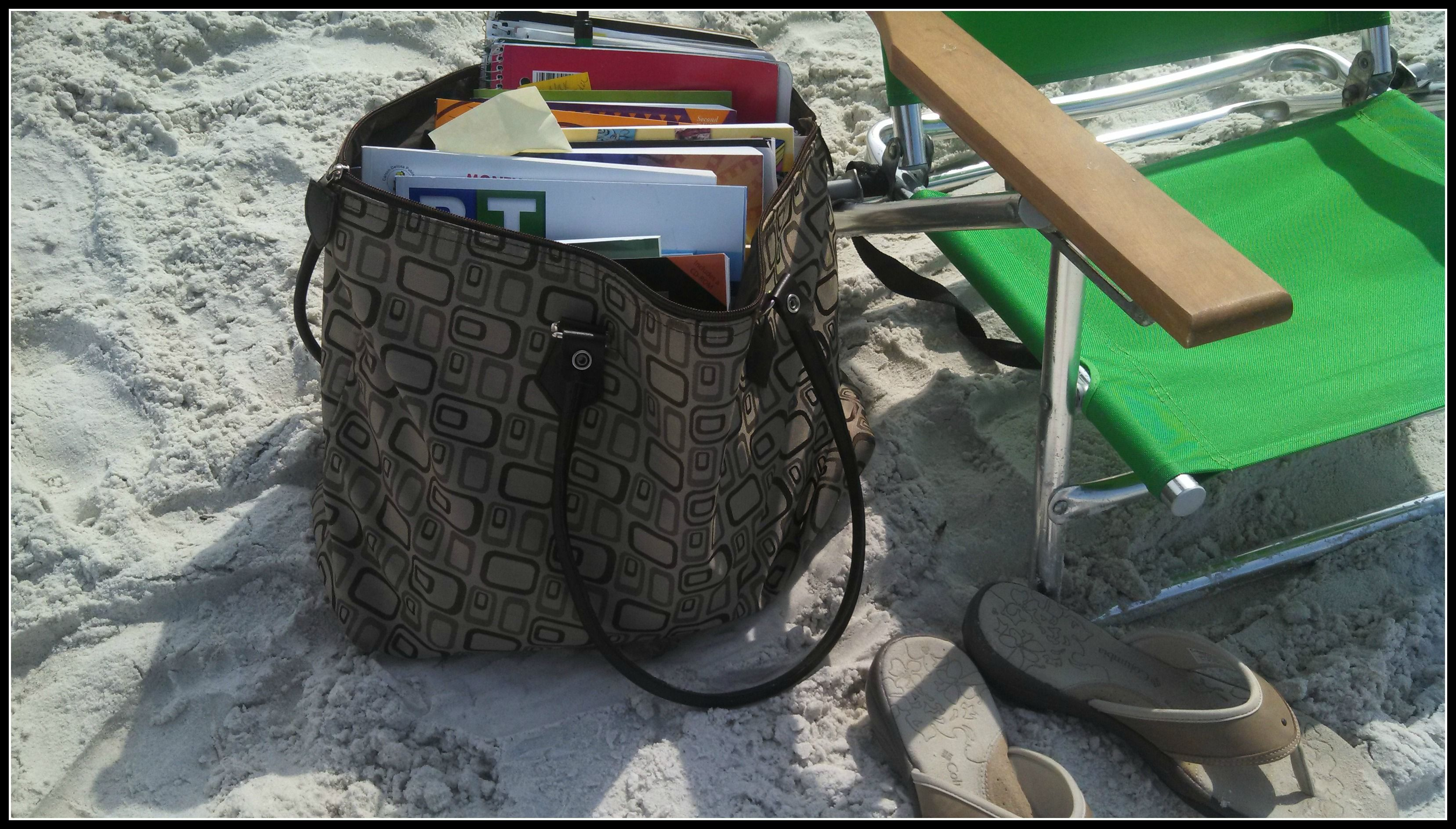 4/2013- All my favorite books I took to the beach while on spring break.