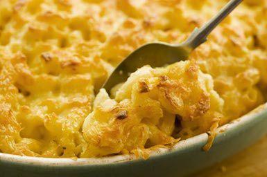 Gluten Free Macaroni & Cheese!  yum!