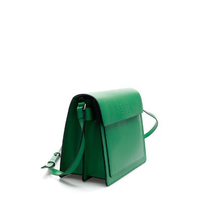 bf4fe843c9c Image 2 of MESSENGER BOX BAG from Zara | Handbags to swoon over in ...
