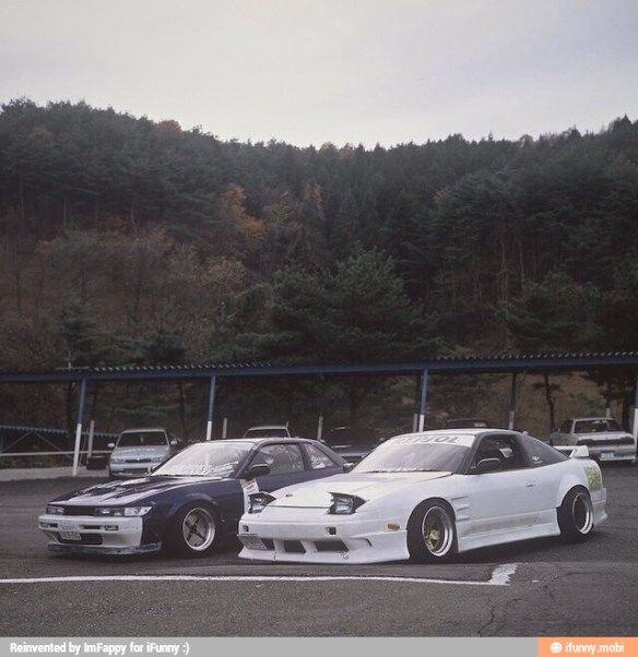 80s & 90s Japan Car Pictures In 2020