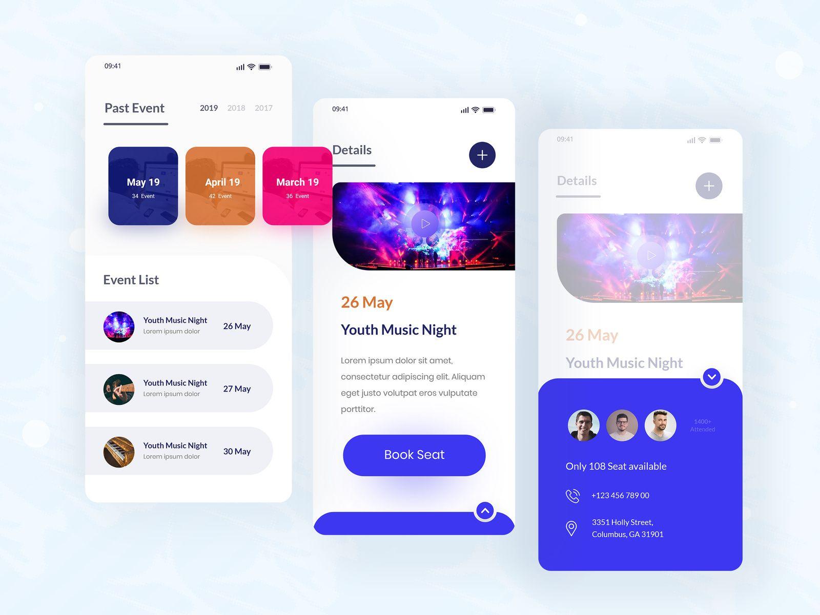 Event app event app app event