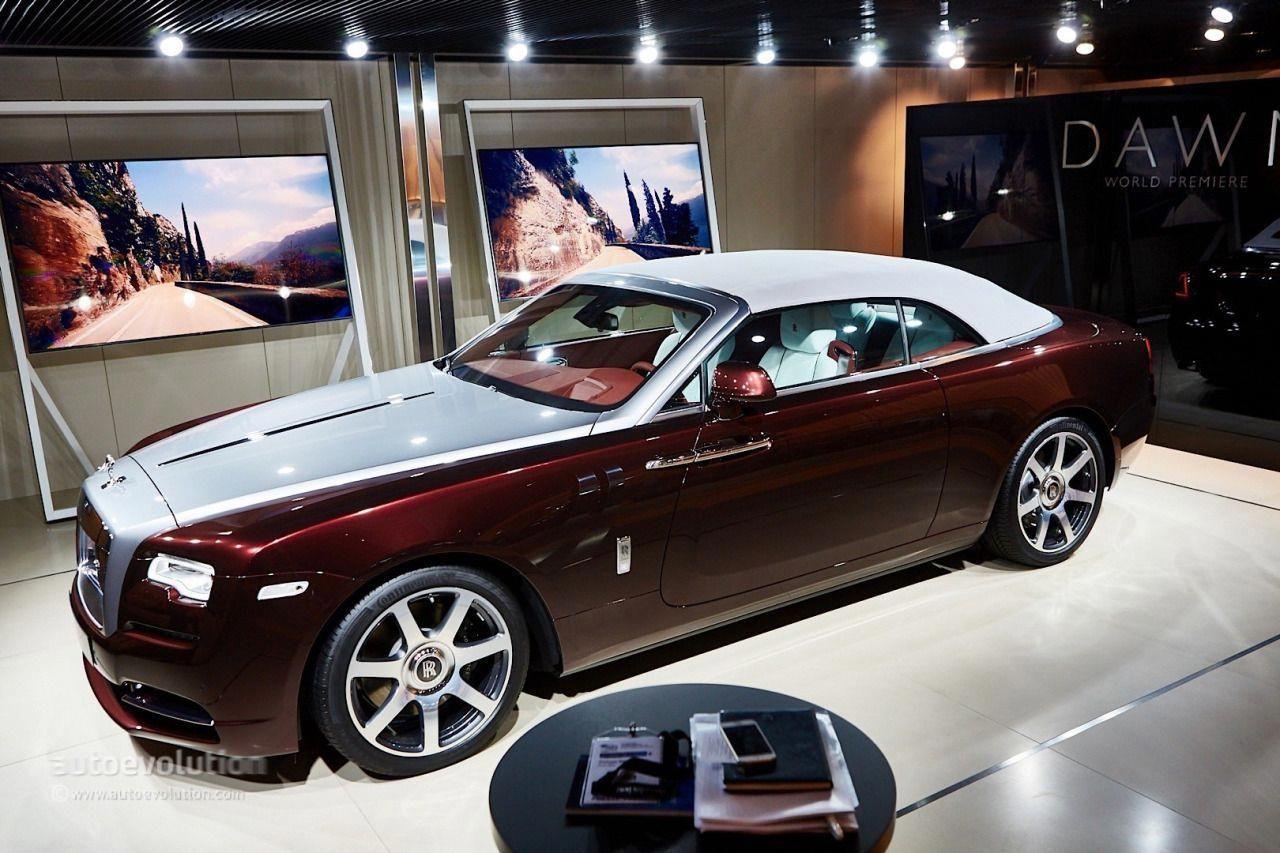 Rolls Royce Dawn........ RollsRoyceClassicCars Rolls