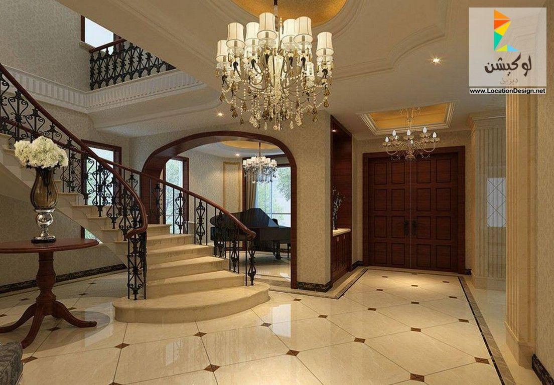 احدث صور سلالم داخليه 2017 2018 بتصميمات متميزة للمنازل و الفلل و القصور Home Building Design Luxury Marble Flooring House