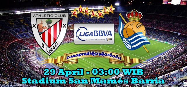 Prediksi Athletic Bilbao vs Real Sociedad 29 April 2015
