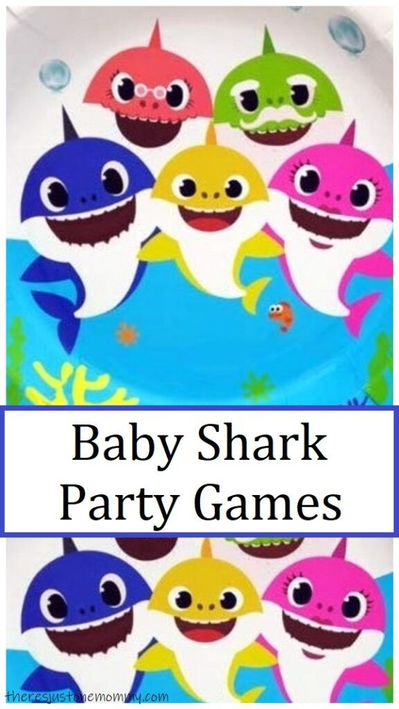 Photo of Baby Shark Party Spiele