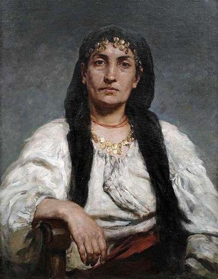 Balkan Frau