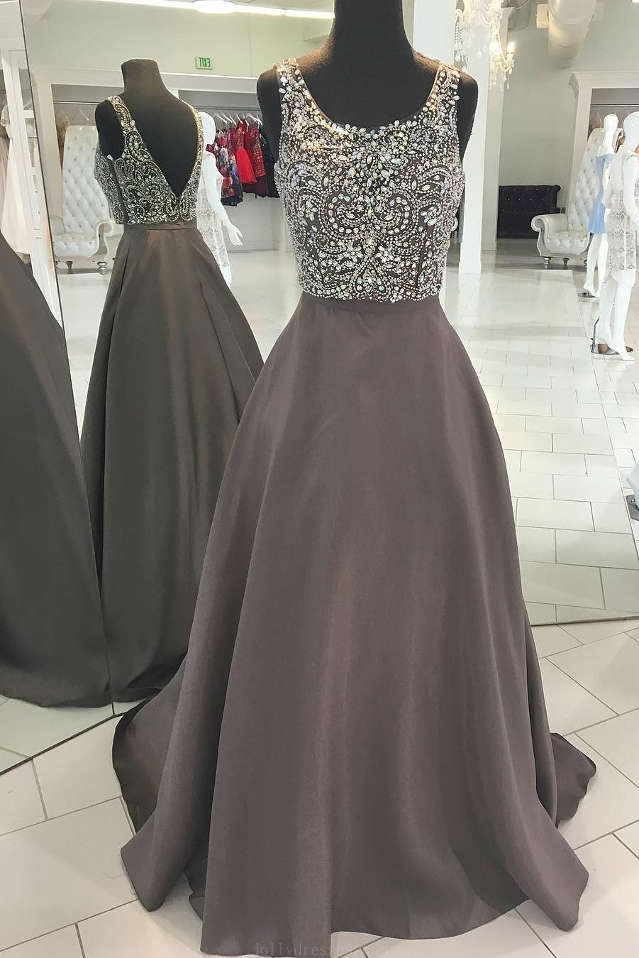 Customized delightful prom dresses long prom dresses two