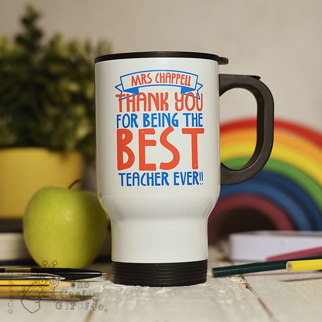 personalised best teacher ever