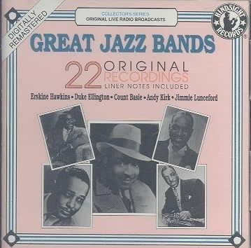 Various - Great Jazz Bands/22 Original Hits